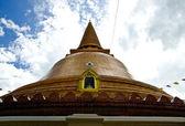 Phra Pathom Chedi of Nakhon Pathom Thailand. — Stock Photo