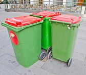 Recycling bin — Stock Photo