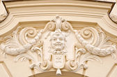 House decoration in Graz Austria in the old part of the city — Stock Photo