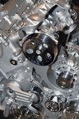 Car engine — Stockfoto