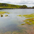 Ballintoy bay basalt rock — Stock Photo
