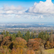 Royalty-Free Stock Photo: Panorama of Dublin City and the Dublin bay