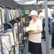 Stock Photo: Participate in Open Library Project in New Holland Island on Aug