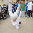 Festival of street dancers held on August 05, 2012 in St. Petersburg, Russi — Stock Photo
