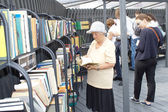Participate in the Open Library Project in New Holland Island on Aug — Stock Photo