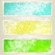 Abstract border frame background — Stock Photo