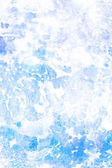 Abstract textured background: blue patterns on white backdrop — Stock Photo