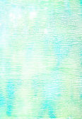 Abstract textured background: white and green patterns on blue sky-like backdrop — Stock Photo