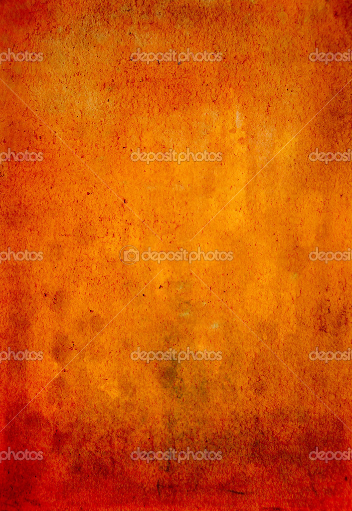Brown And Yellow Living Room Decor: Abstract Textured Background With Red, Brown, And Yellow