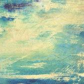 Designed grunge texture / paint background — Stock Photo