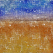 Designed grunge texture / old painted canvas background — Stock Photo