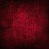 Abstract red background or paper with bright center spotlight — Stockfoto