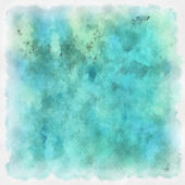 Abstract blue background or paper with grunge texture — Stock Photo