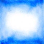 Astratto blu cielo-come sfondo o carta con texture grunge — Foto Stock