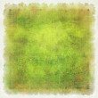 Abstract green background or paper with grunge texture — Stock Photo