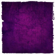 Abstract purple background or paper with bright center spotlight — Stock Photo