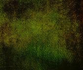 абстрактный тёмно-зелёным цветом или бумаги с грандж текстуры — Стоковое фото