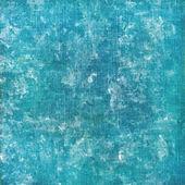 抽象的な背景が青またはグランジ テクスチャと紙 — ストック写真