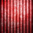 Abstract red background or paper with grunge texture and white stripes. For vintage layout design of colorful graphic art or border frame — Stock Photo #18770097