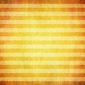 Abstract yellow background or paper with grunge texture and white stripes — Stock Photo