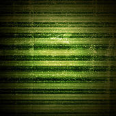 Abstract green background or paper with grunge texture and stripes — Stock Photo