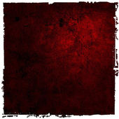 Abstract red background or paper with bright center spotlight an — Stock Photo