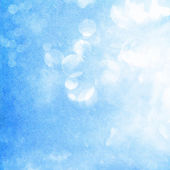 Abstract blue sky-like colorful background with grunge texture — Stock Photo