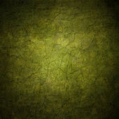 Abstract dark green colorful background or paper with grunge texture — Stock Photo