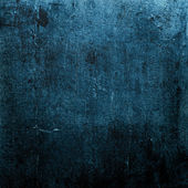 Abstract blue colorful background with grunge texture — Stock Photo