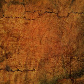 Abstract brown or orange colorful background or paper with grunge texture — Stock Photo