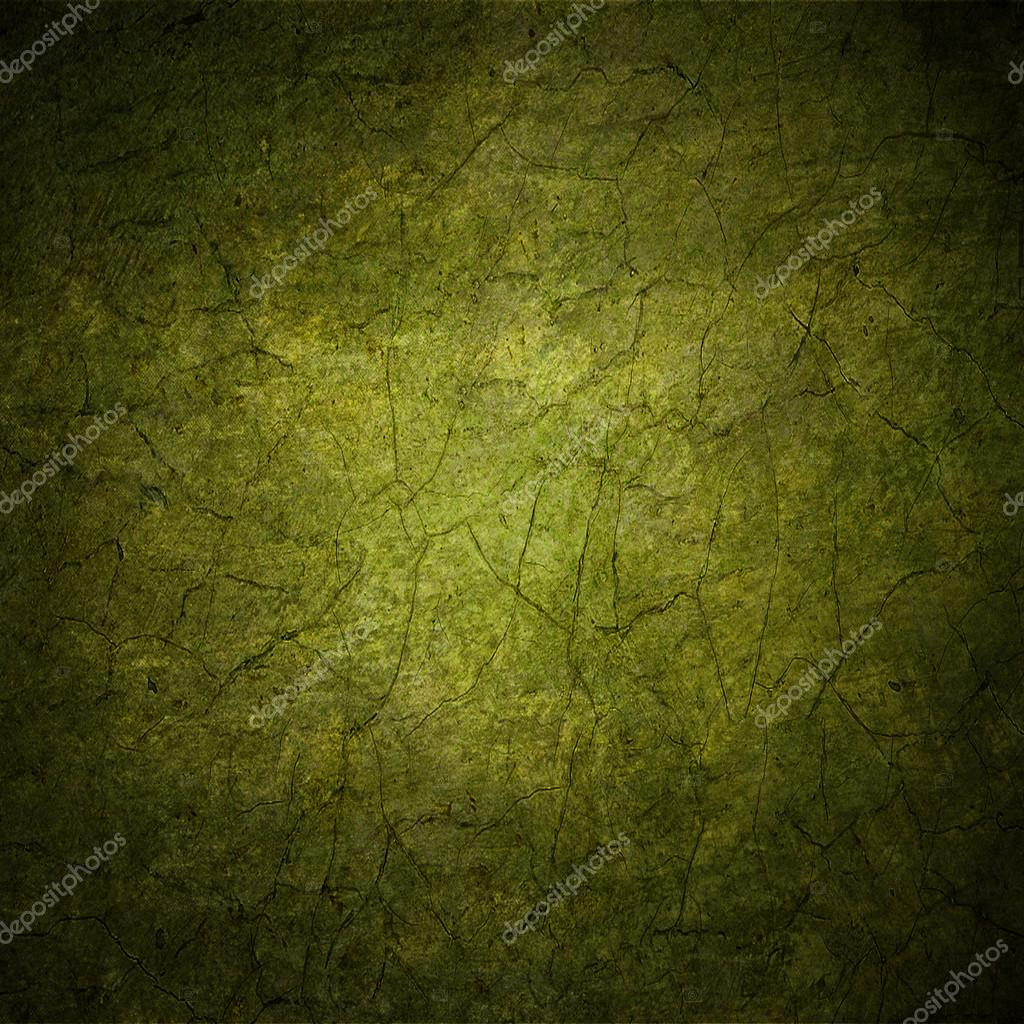 Abstract dark green colorful background or paper with grunge texture. For vintage layout design, holiday background invitation or web template — Stock Photo #18830221