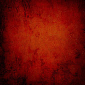 Highly detailed red grunge background or paper with vintage texture — Stock Photo