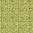 Floral pattern seamless grunge texture - Stock Photo