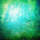 Highly detailed blue and green grunge background or paper with vintage texture — Stock Photo