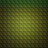 绿色无缝 grunge 纹理 — 图库照片