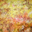 Abstract impressionist-style background with grunge texture — Stock Photo