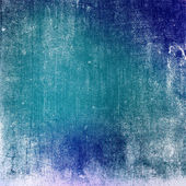 Grunge blue background — ストック写真