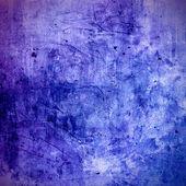 Grunge modré pozadí — Stock fotografie