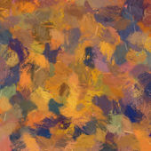 Computer designed impressionist style vintage texture or background — Stock Photo