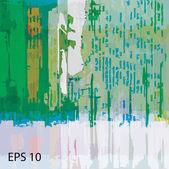 Grunge retro vintage texture, vector background — Vecteur