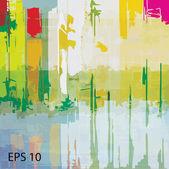 Grunge texturen, eps10 — Stockvektor