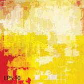Fond grunge, illustration vectorielle — Vecteur