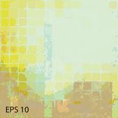 Abstrakt grunge kliade konsistens. eps10 vektor — Stockvektor