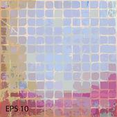 Abstracta grunge rayado textura. eps10 vector — Vector de stock