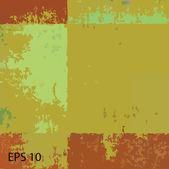 Grunge retro vintage textuur, vector achtergrond — Stockvector