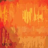 Grunge background, vector illustration — Stock Vector