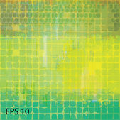 Grunge retro vintage texture, vector background — Stockvektor