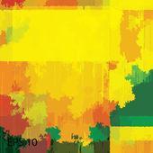 Grunge retro vintage texture, vector background — Stock Vector