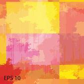 Grunge textura, vektorové ilustrace — Stock vektor