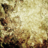 Grunge canvas texture with vignette — Stock Photo